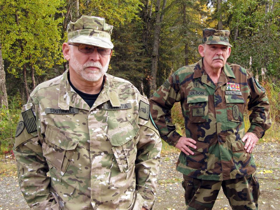 In The Obama Era Right Wing Militias Flourish Salon Com