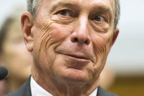 The Year in Sanity: Michael Bloomberg