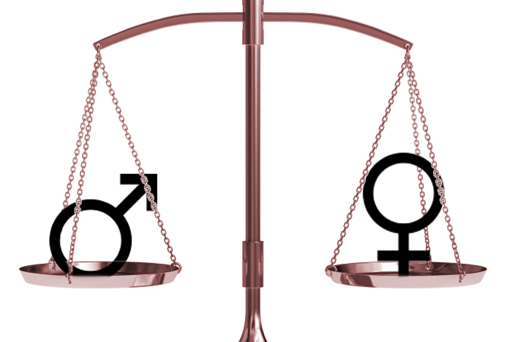 On the equality of the sex