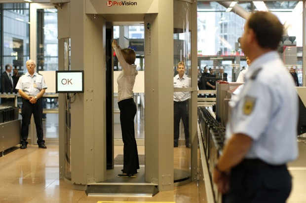 TSA removes body scanners from airports