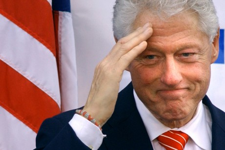 Inside Bill Clinton's final midterm blitz