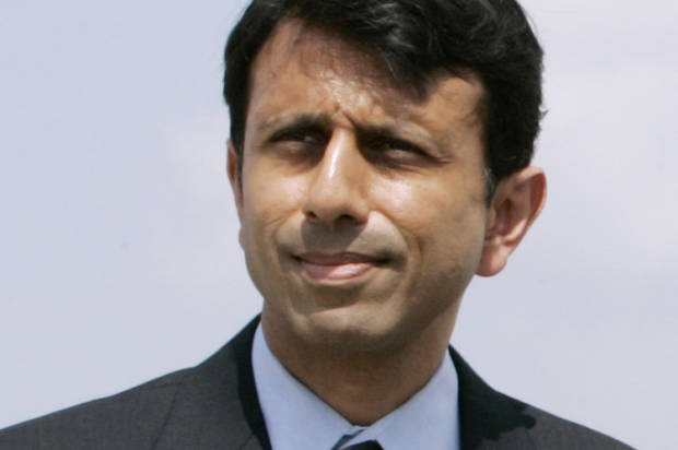 Bobby Jindal changes his Katrina story
