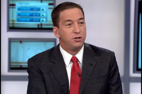 Greenwald vs. O'Donnell on MSNBC's