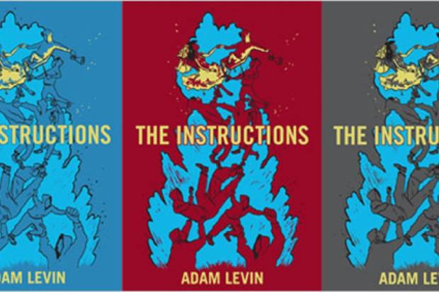 the instructions adam levin