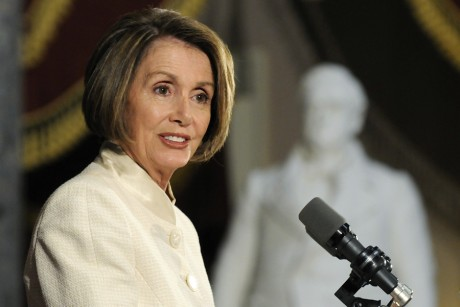The case for Nancy Pelosi sticking around