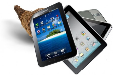 Tablets will be everywhere in 2011