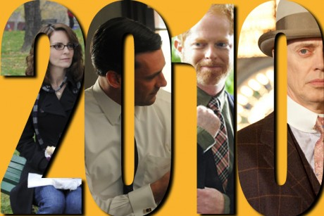 The best TV shows of 2010