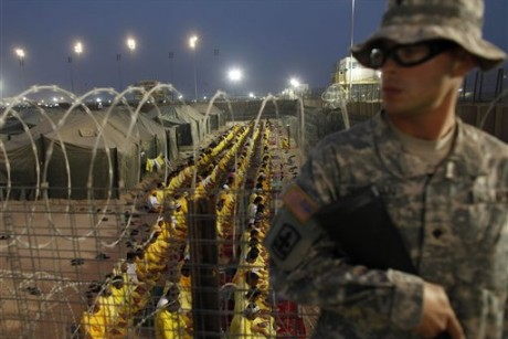 Leaked U.S. Army Document Outlines Plan For Re-Education Camps In America