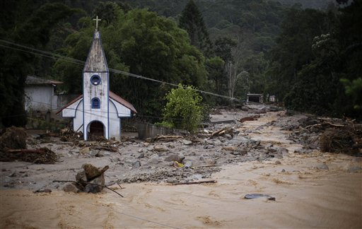 "Australia and Brazil's ""biblical"" disasters: Catastrophic ..."