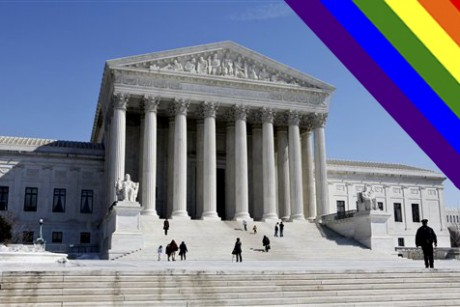 Court rejects appeal over DC gay marriage law FILE - In this March 5, 2009, ...