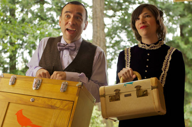 """Portlandia"" stars: Why we tease the cool kids"