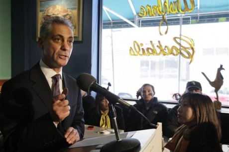 ill high court emanuel can run for chicago mayor 460x307 Photo compilation of different naked black hotties!