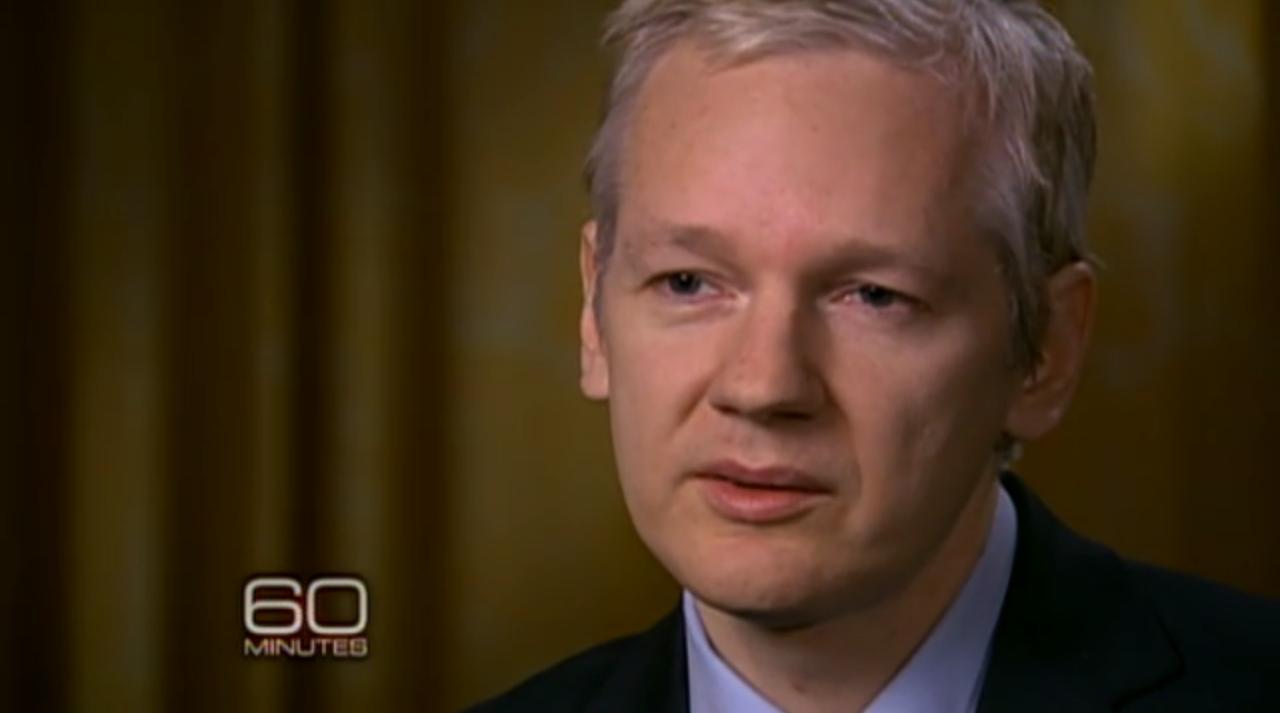 Julian Assange Gushes To Quot 60 Minutes Quot Salon Com