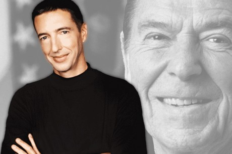 Ron Reagan talks about his father's Alzheimer's