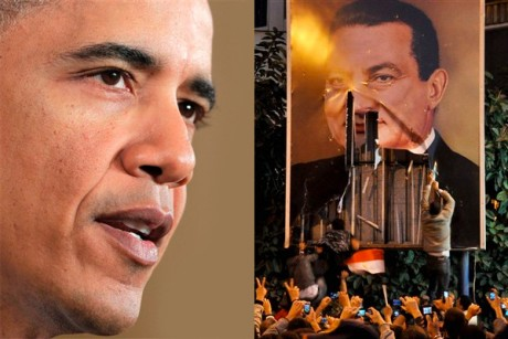 Who's doing Mubarak's bidding in Washington?