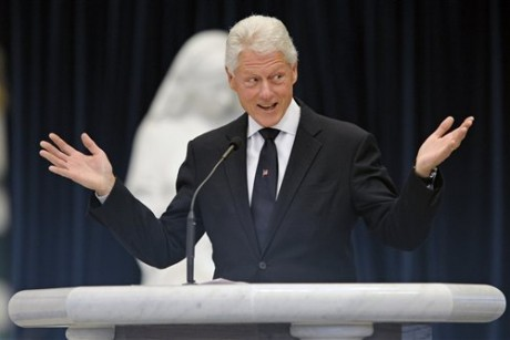 Bill Clinton sent emails while president -- 2 of them!