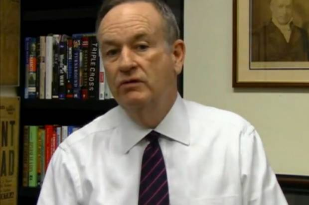 Bill O'Reilly: Abraham Lincoln wouldn't have done