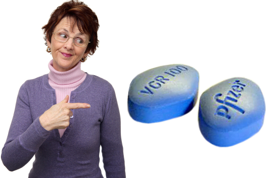 Does viagra work for men