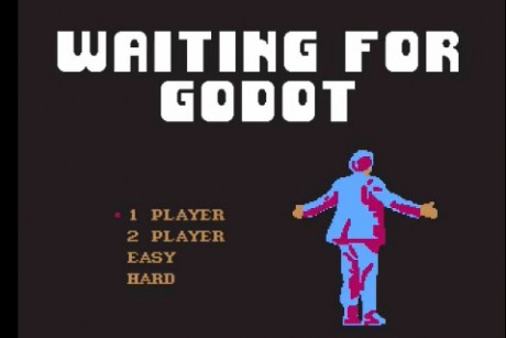 Waiting for godot essays