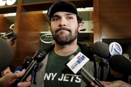Much ado about Mark Sanchez's teenage fling
