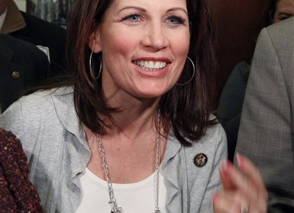 Michele Bachmann blasts first lady over breast-feeding