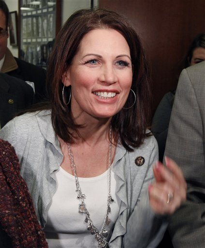 Michele Bachmann Blasts First Lady Over Breast Feeding
