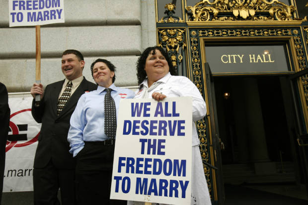 Gay Marriage Act 13