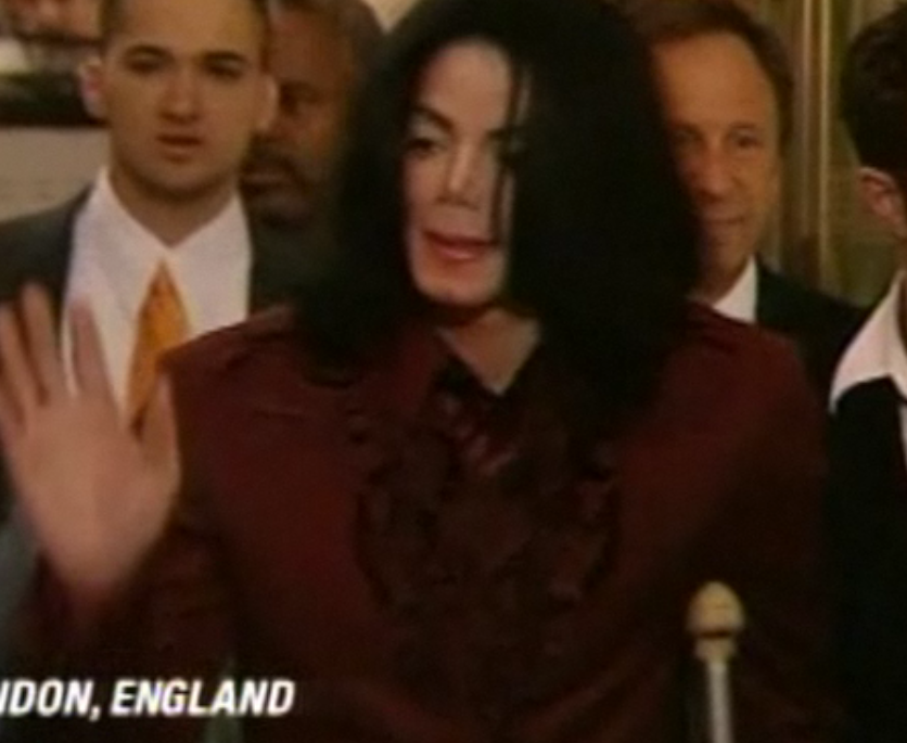 10 year time capsule: When Michael Jackson spoke out about abuse ...