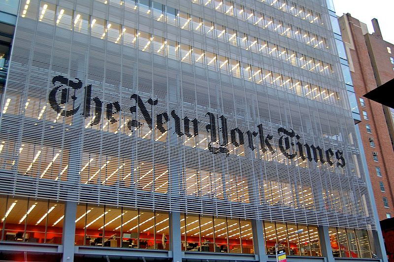 New York Times Technology Columnist Leaves For Yahoo
