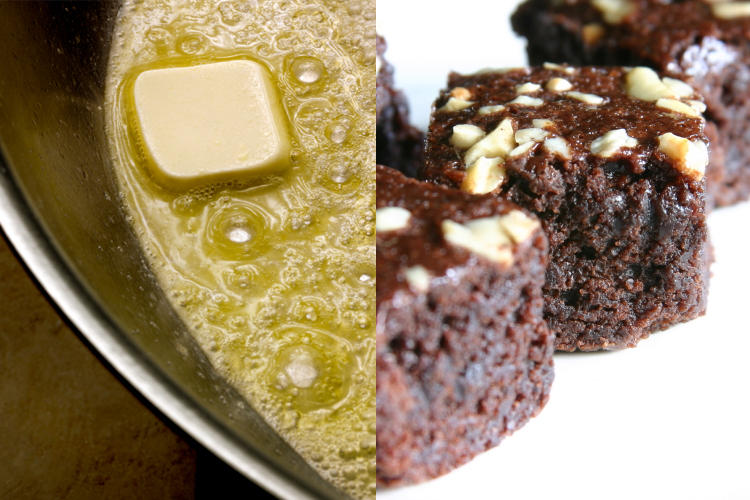 Brown butter brownies recipe - Salon.com
