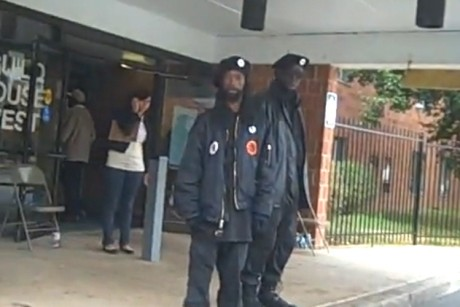 Black panthers case thrown out of court by DOJ