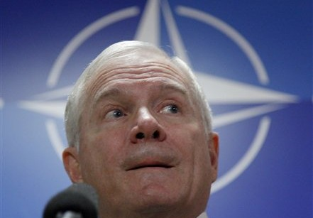Gates: U.S. expects to hand off Libya lead in