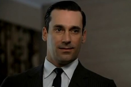 How long until we can stare at Don Draper again?