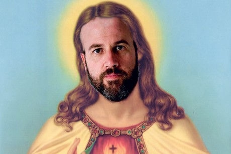 James Frey does Jesus