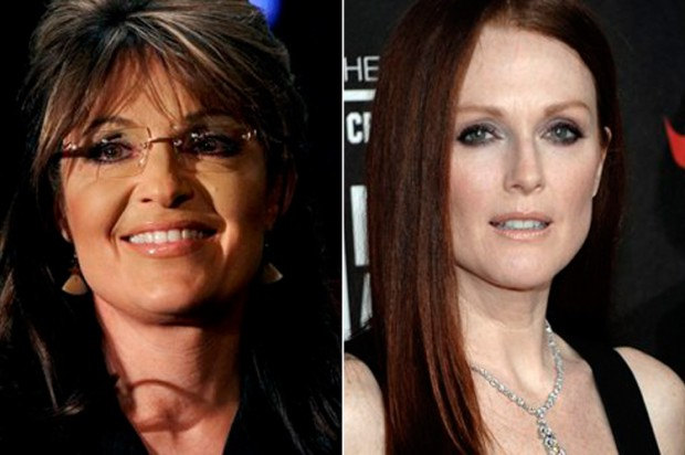 Julianne Moore to play Sarah Palin in