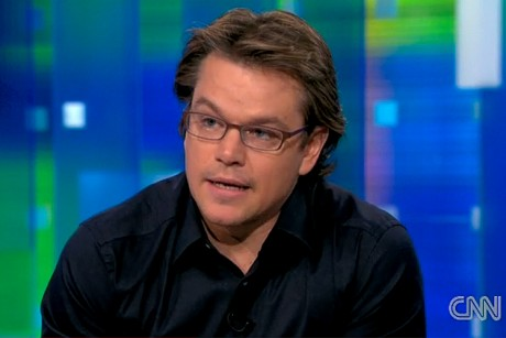 Matt Damon disappointed in Obama:
