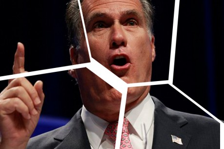 Mitt Romney and his five political lives