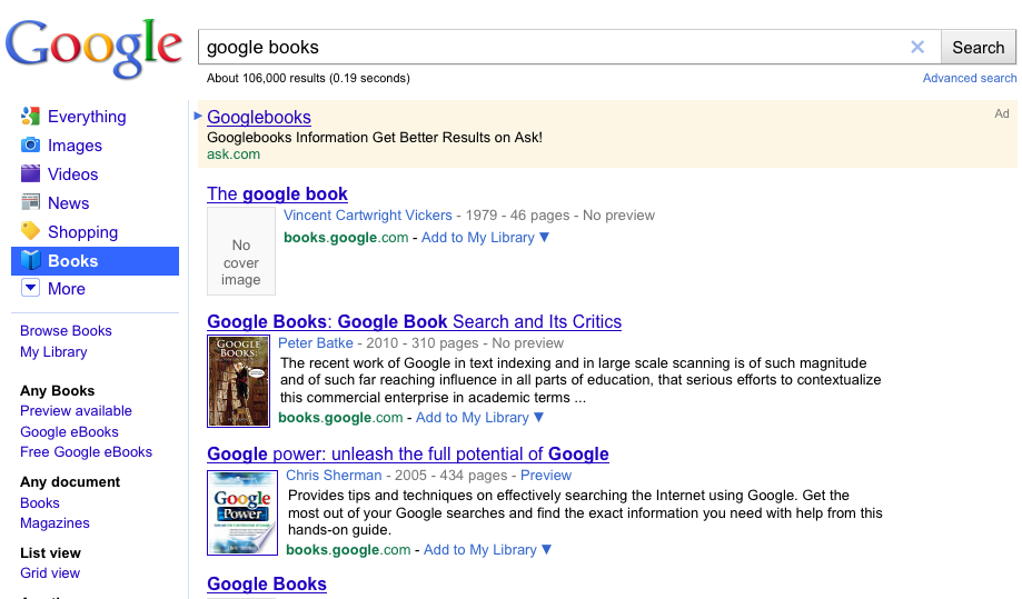 New York City Judge Rejects Google Books Settlement Salon Com