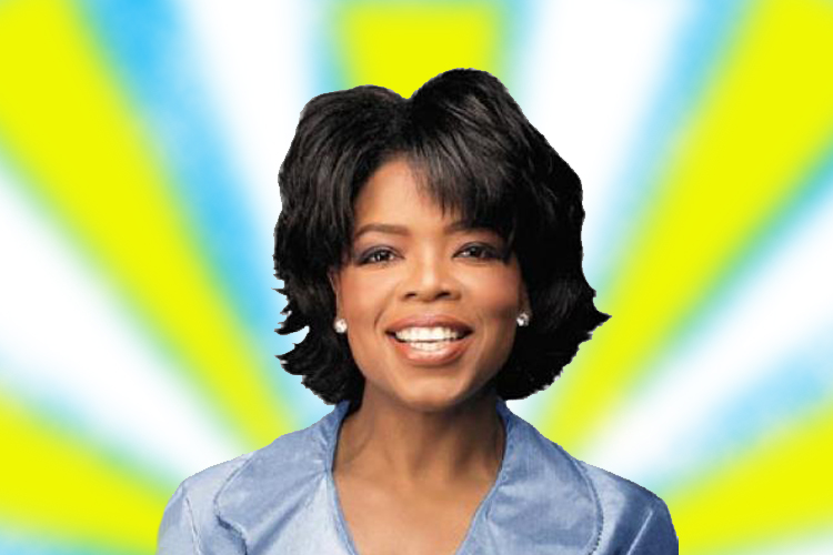 oprah world leader Oprah has a referent leadership style which allows her to be a great role model to many people she is a visionary leader and has many ideas and projects in mind.
