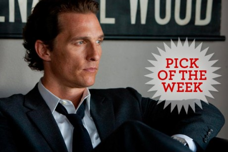 Pick of the week: Matthew McConaughey's terrific legal thriller