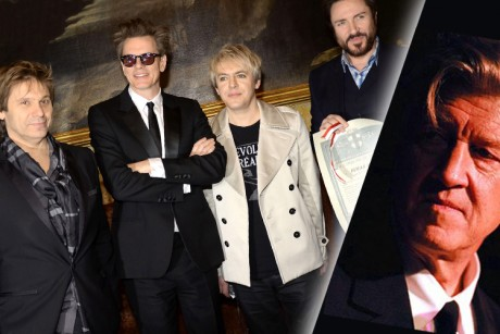 David Lynch to direct Duran Duran interactive concert