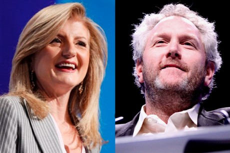 Images   The stupid saga of Andrew Breitbart and the Huffington Post -  1