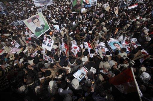 Three yemeni military leaders defect to opposition for Salon yemenite