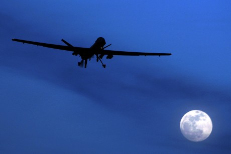 U.S. doesn't count civilians killed by drones