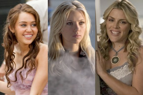 Miley cyrus scarlett johansson and busy philipps were all targeted by