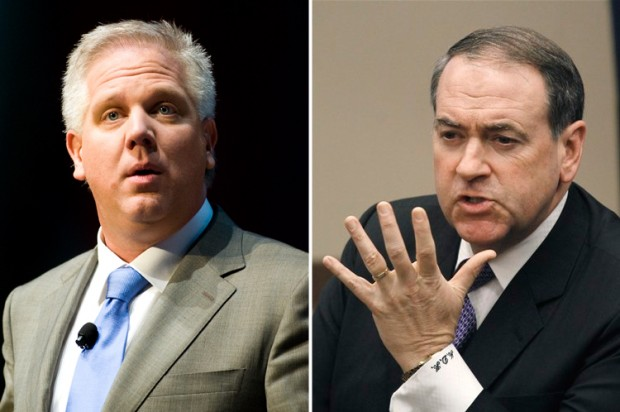 Beck site: Huckabee does literally want the government to take candy from babies
