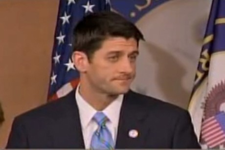 Paul Ryan's bad day
