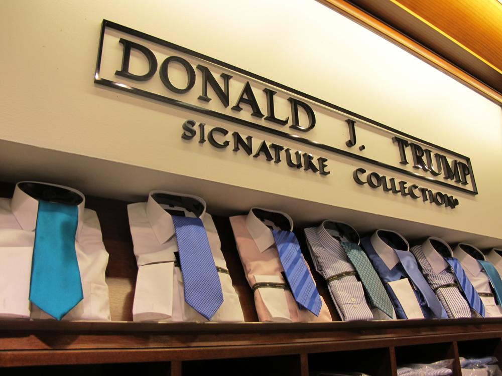 China-bashing Trump's clothing line made in China - Salon.com