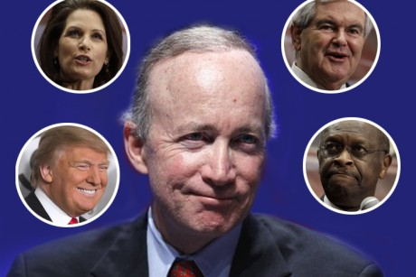 Why Mitch Daniels is the Republican to watch for '12