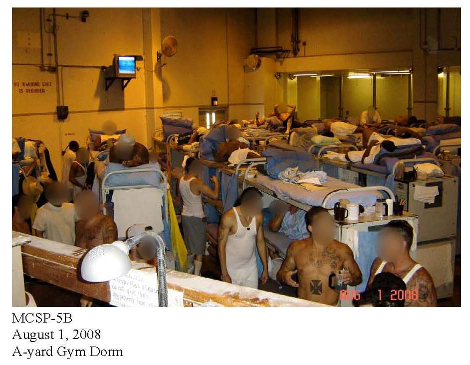 Here s what prison overcrowding looks like salon